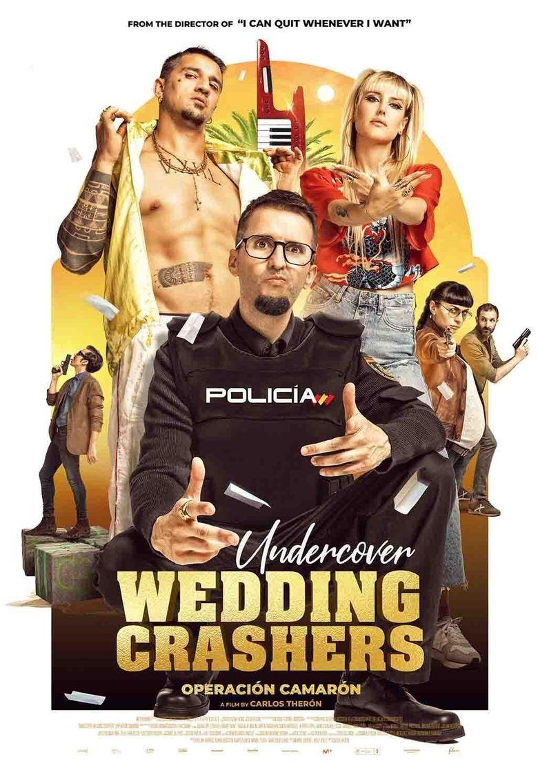 Operación Camarón Poster