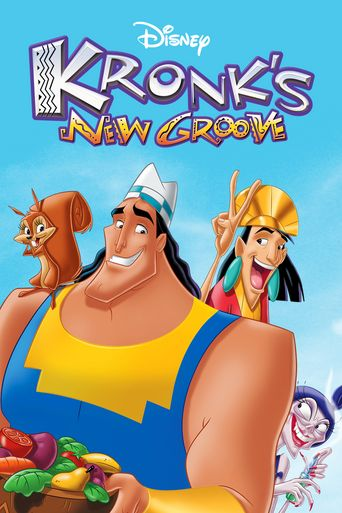 Watch Kronk's New Groove
