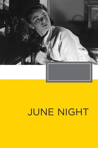 June Night Poster