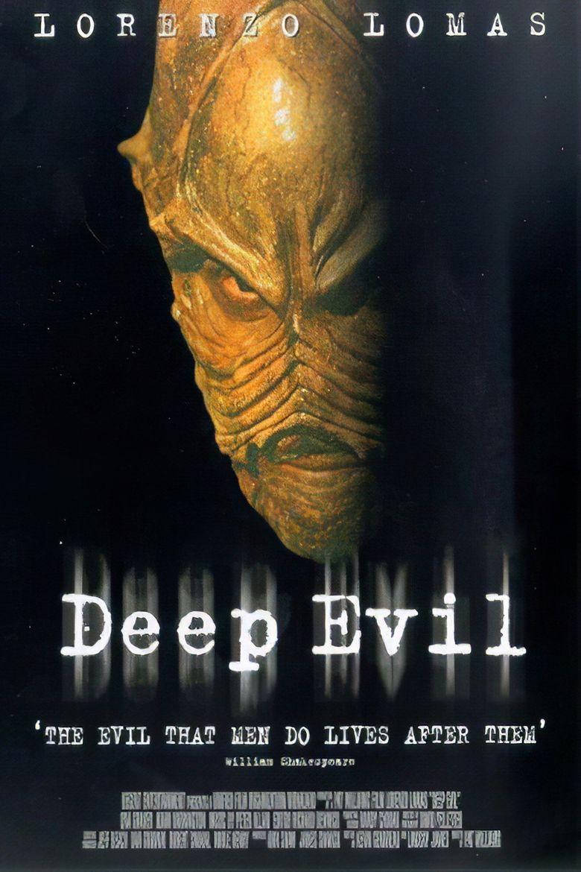 Deep Evil Poster