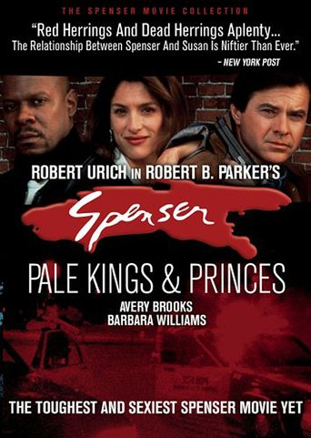 Spenser: Pale Kings and Princes Poster