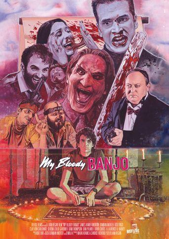 My Bloody Banjo Poster