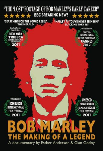 Bob Marley: The Making of a Legend Poster