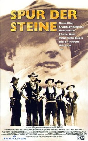 Trace of Stones Poster