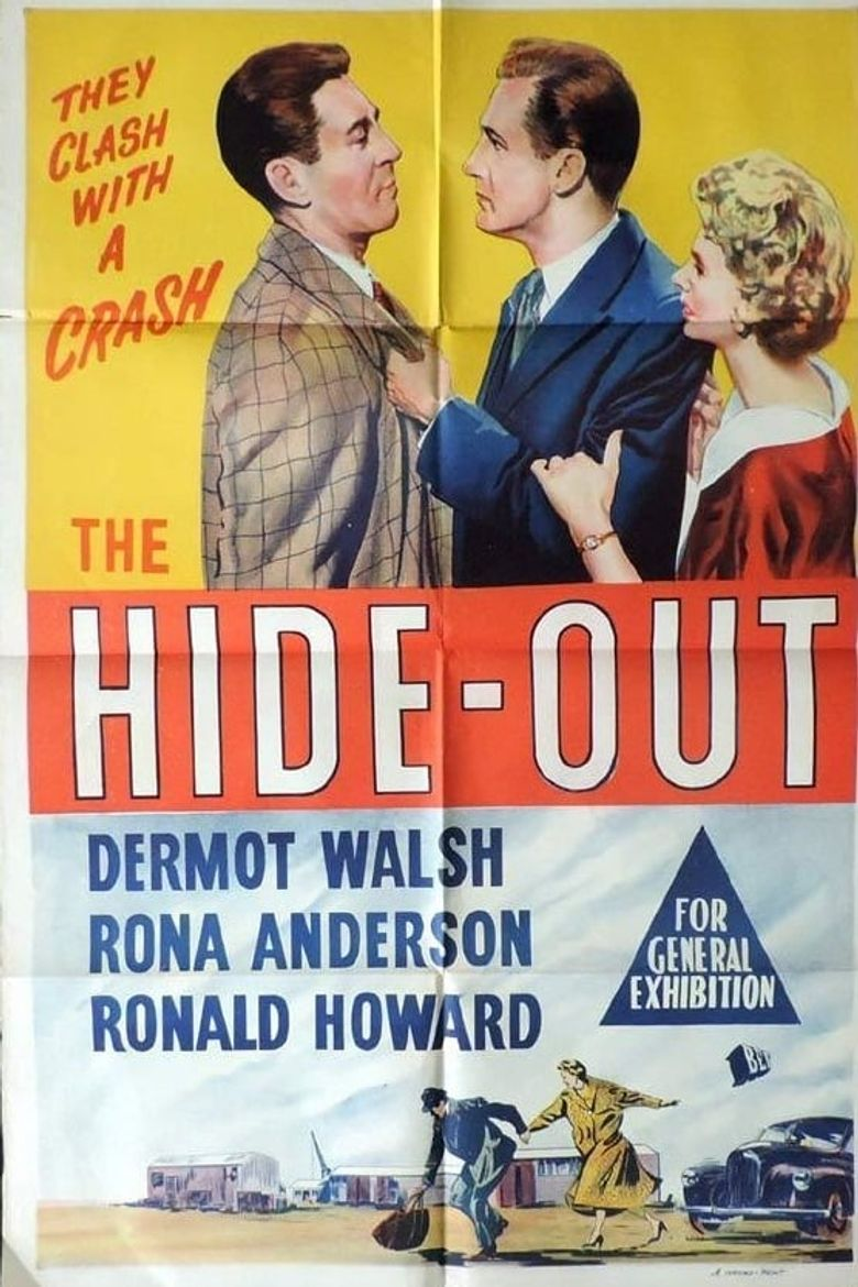 The Hide-Out Poster