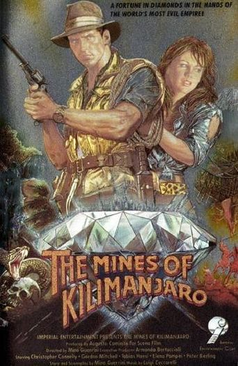 The Mines of Kilimangiaro Poster
