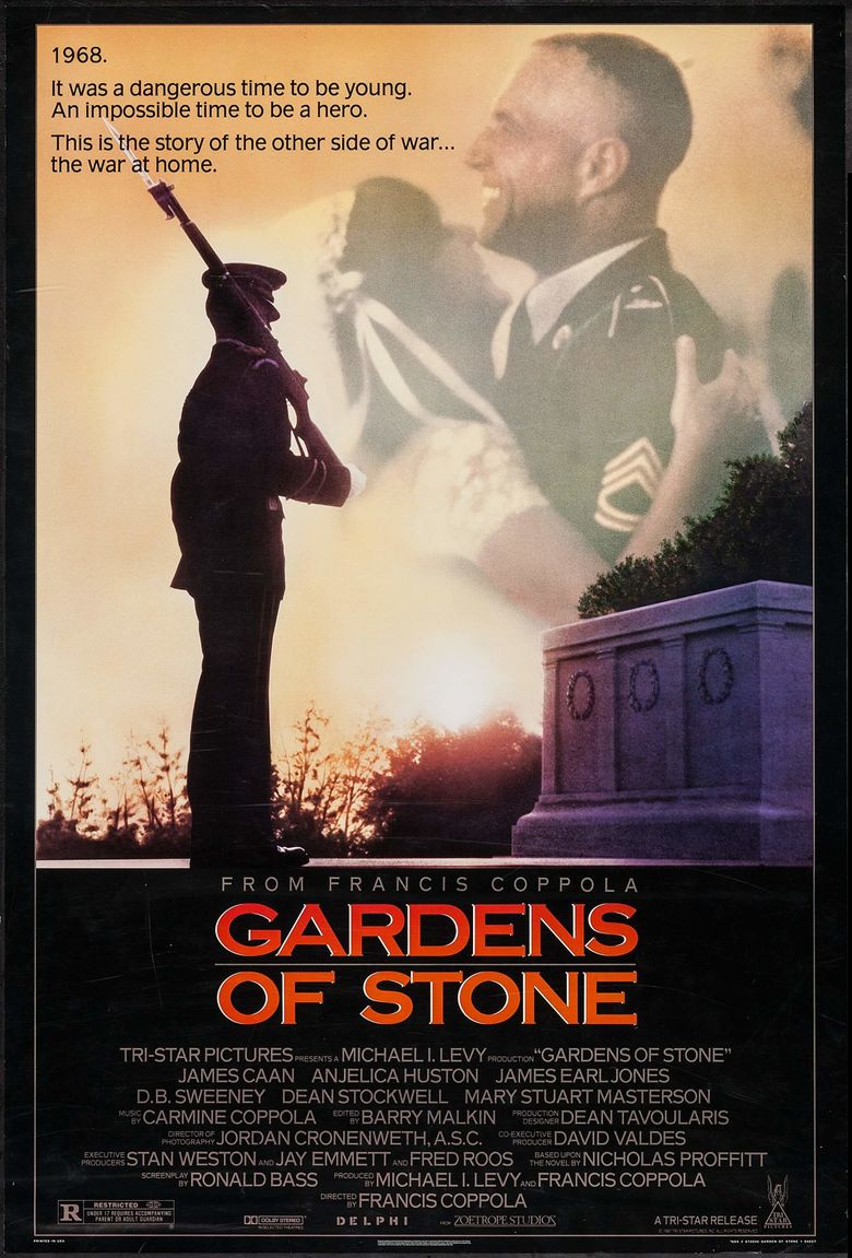 Gardens of Stone Poster