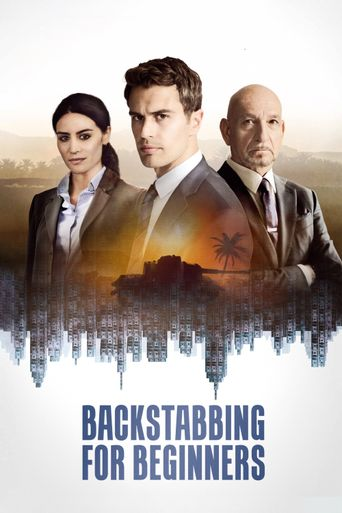 Backstabbing for Beginners Poster