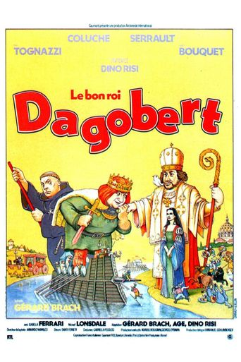 Good King Dagobert Poster