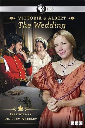 Victoria & Albert: The Royal Wedding Poster