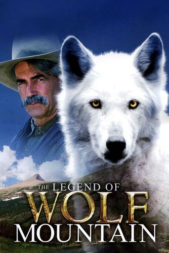 The Legend of Wolf Mountain Poster