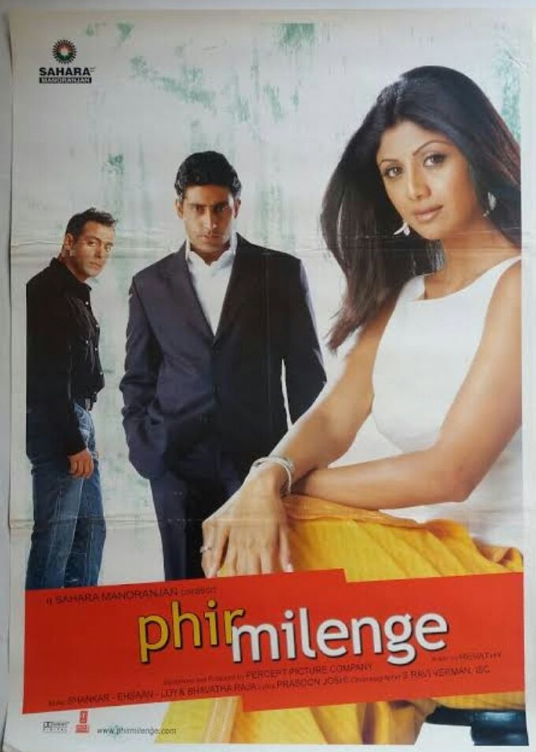 Phir Milenge Poster