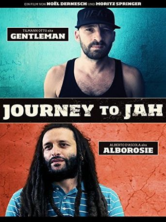 Journey to Jah Poster