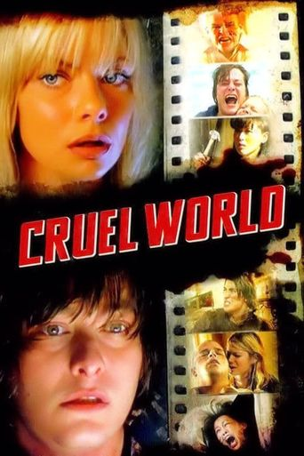 Cruel World Poster
