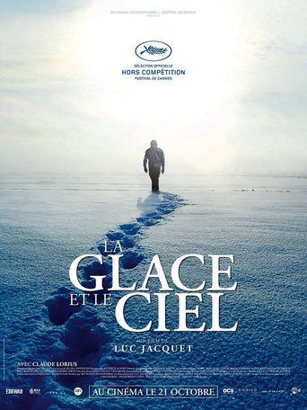 Antarctica: Ice & Sky Poster