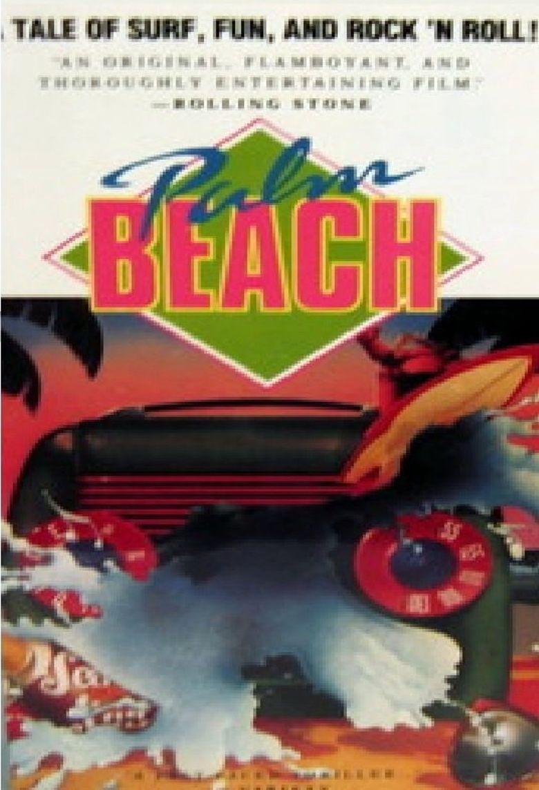 Palm Beach Poster