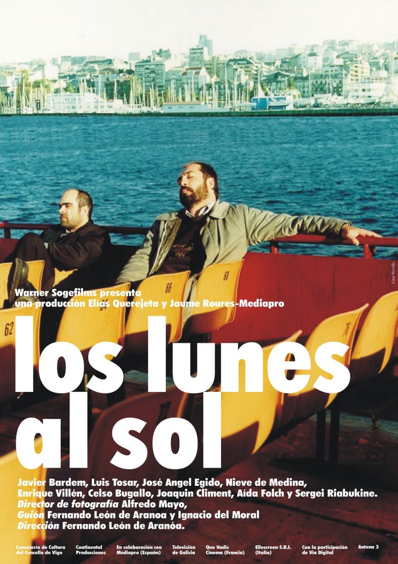 Mondays in the Sun Poster
