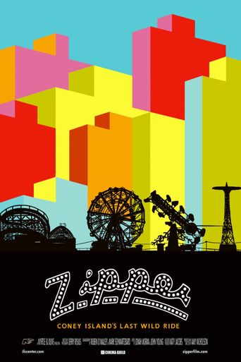 ZIPPER: Coney Island's Last Wild Ride Poster