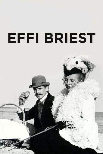 Effi Briest Poster