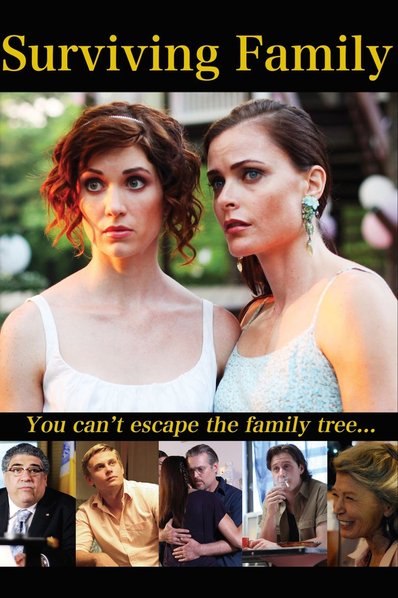 Surviving Family Poster