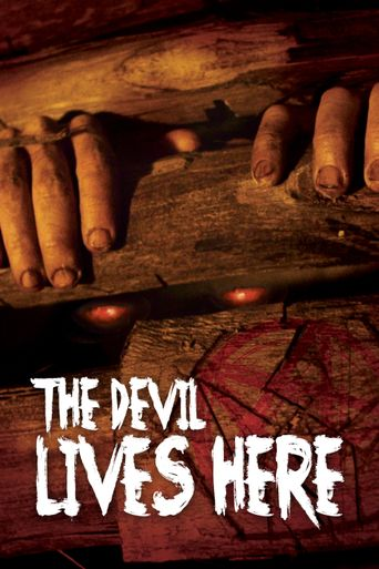 The Devil Lives Here Poster