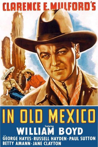 In Old Mexico Poster
