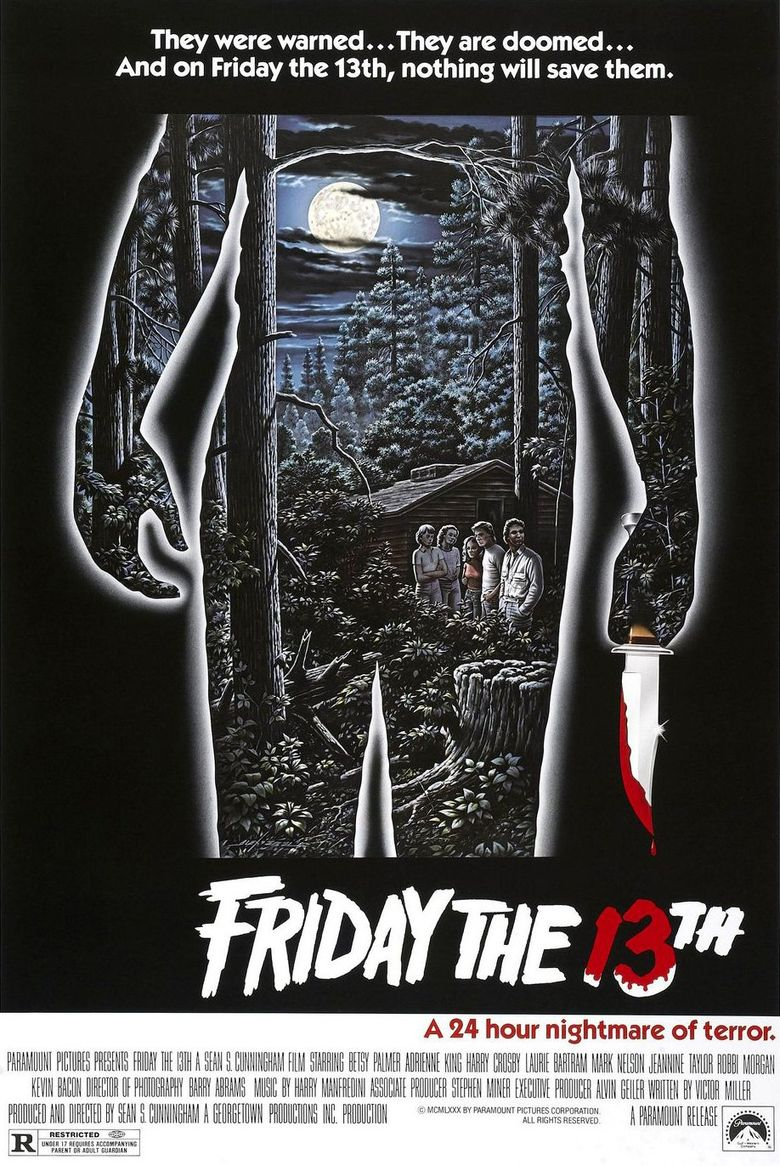 Friday the 13th (1980) - Watch on Epix, Sony Crackle, Tubi ...