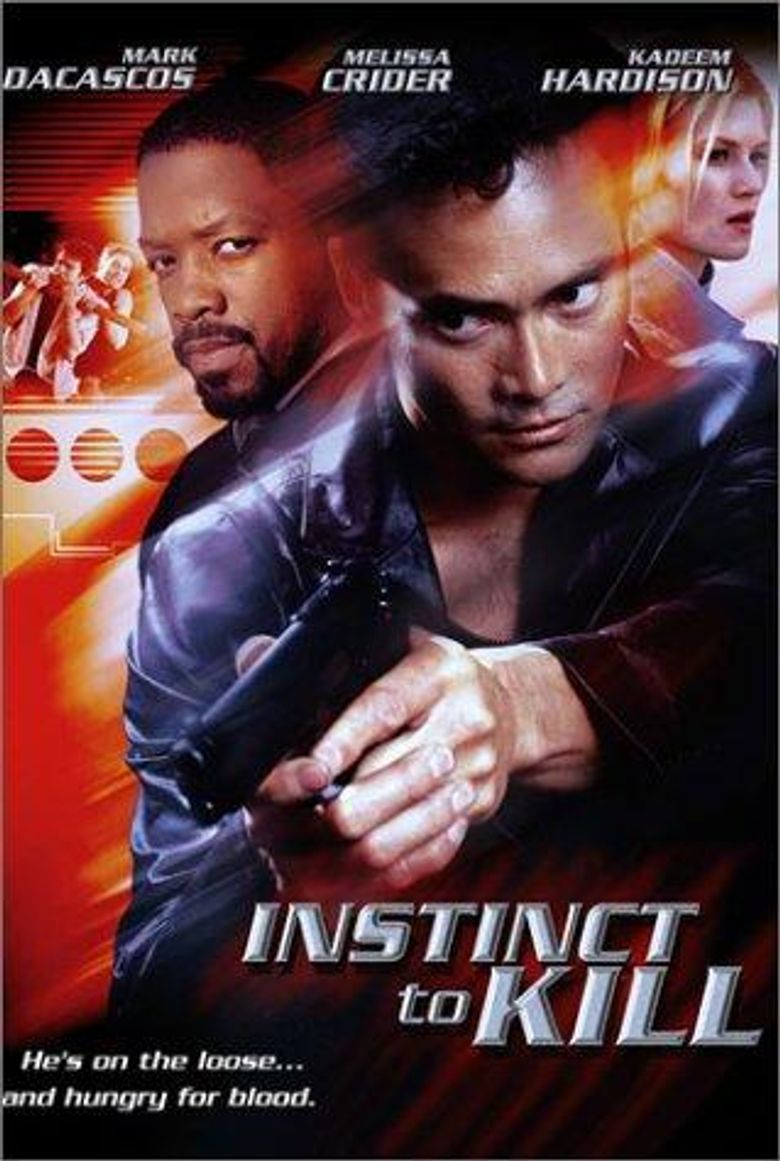 Instinct to Kill Poster