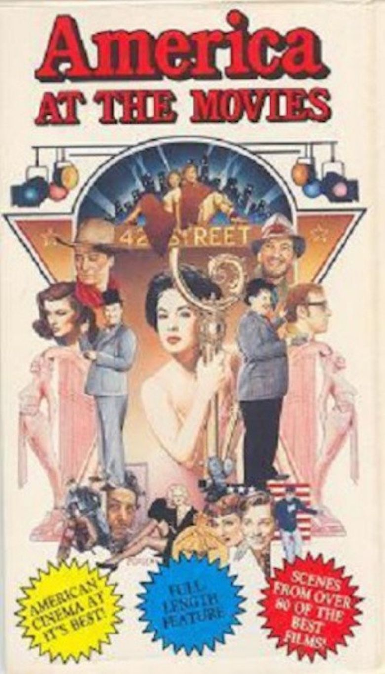 America at the Movies Poster