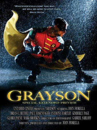 Grayson Poster