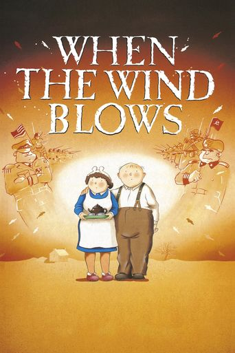 When the Wind Blows Poster