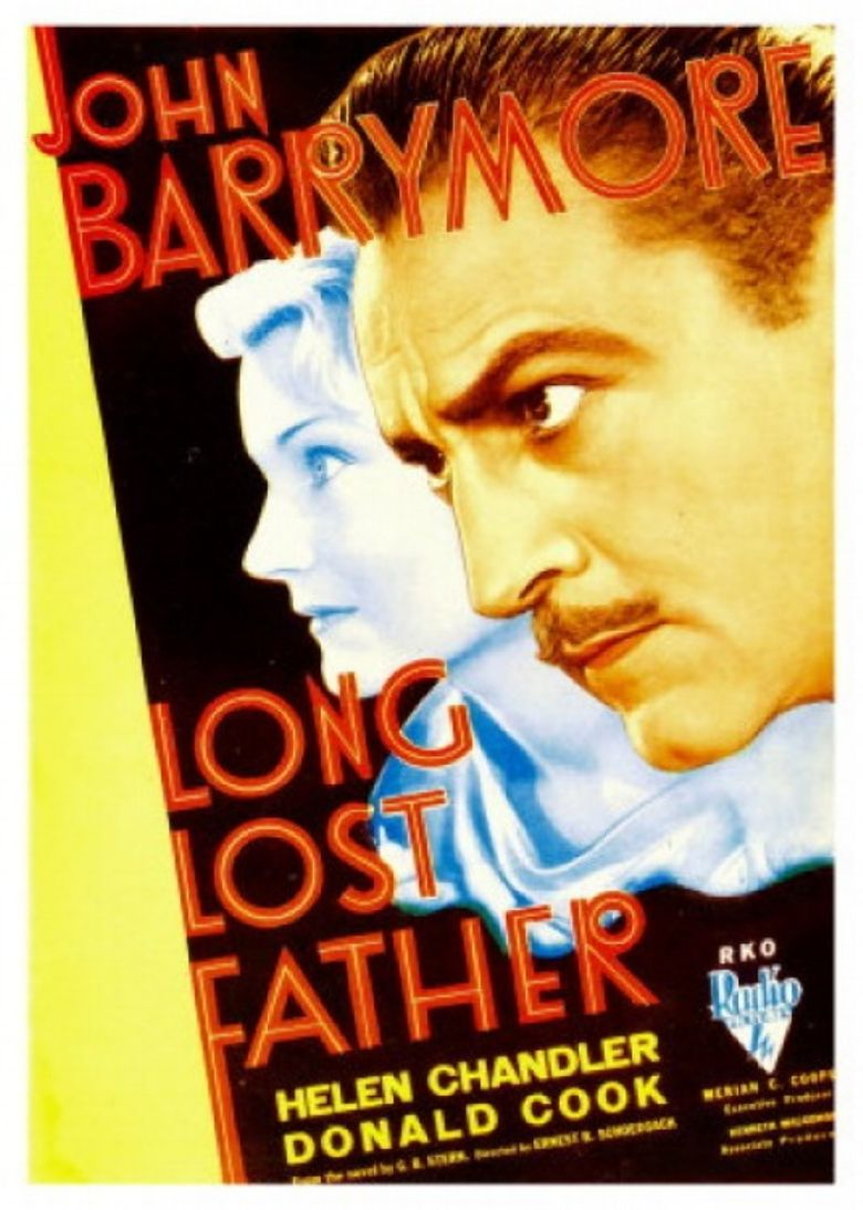 Long Lost Father Poster