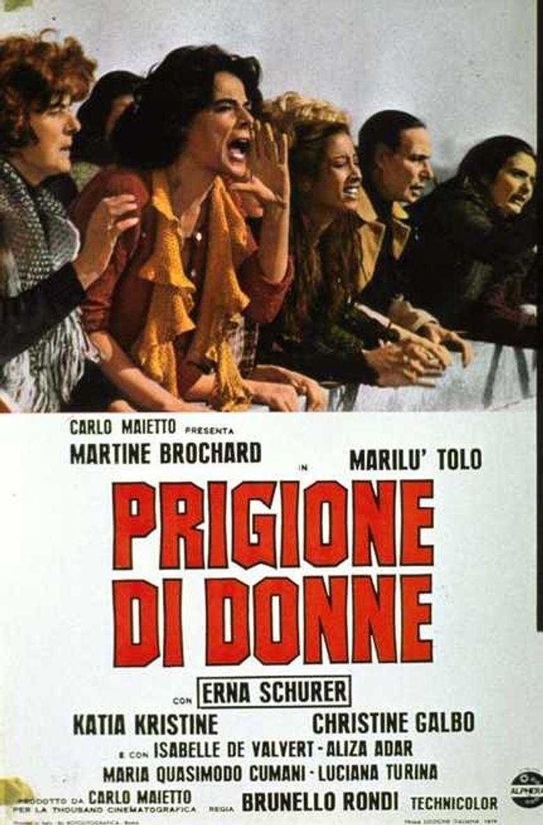 Women's Prison Poster
