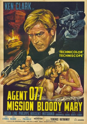 Mission Bloody Mary Poster