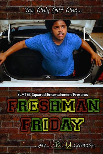 Freshman Friday Poster