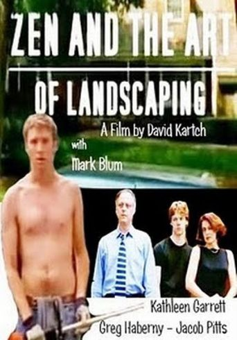 Zen and the Art of Landscaping Poster