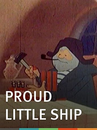 Proud Little Ship Poster