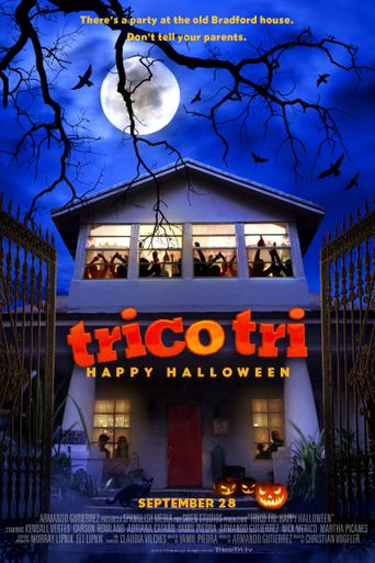 TricOTri: Happy Halloween Poster