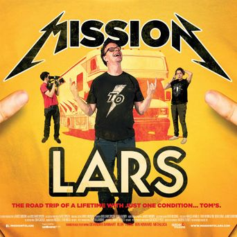 Mission to Lars Poster