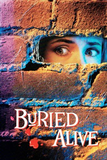 Edgar Allan Poe's Buried Alive Poster