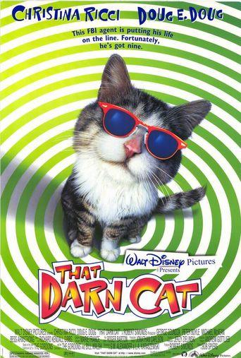 Watch That Darn Cat