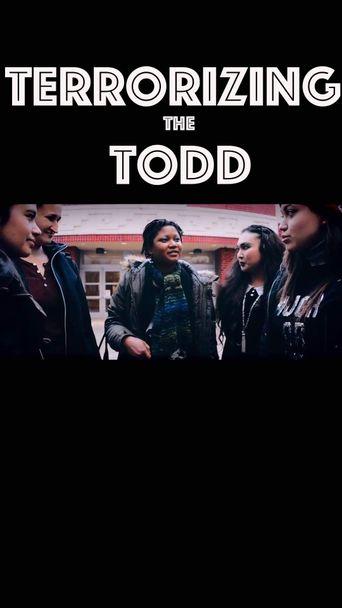 Terrorizing the Todd Poster