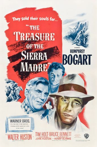 Watch The Treasure of the Sierra Madre