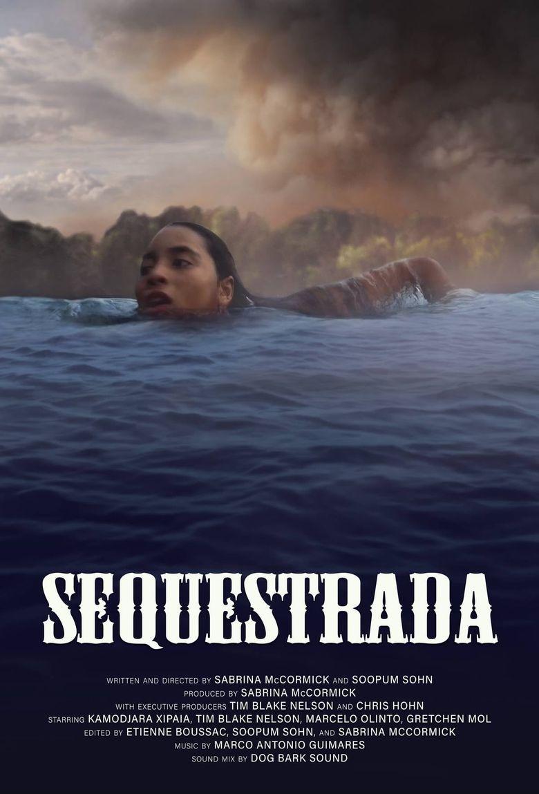 Sequestrada Poster