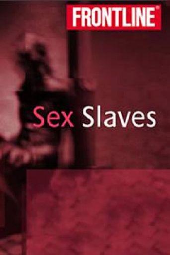 Sex Slaves Frontline Poster