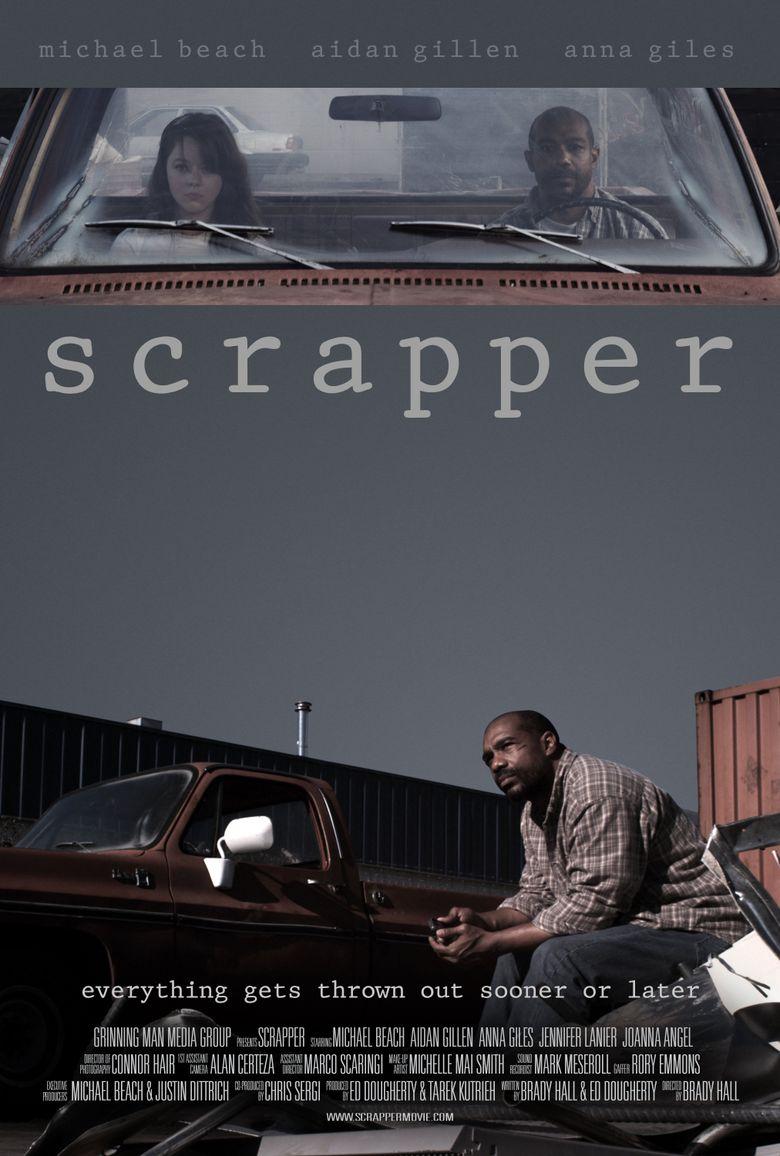 Scrapper Poster