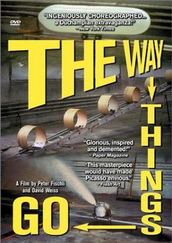 The Way Things Go Poster