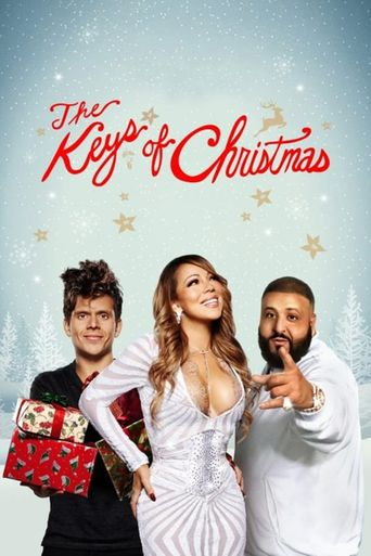 The Keys of Christmas Poster