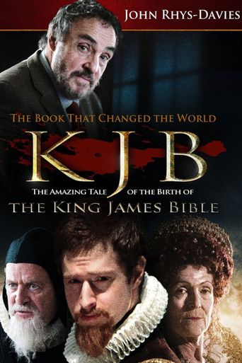 The King James Bible: The Book That Changed the World Poster