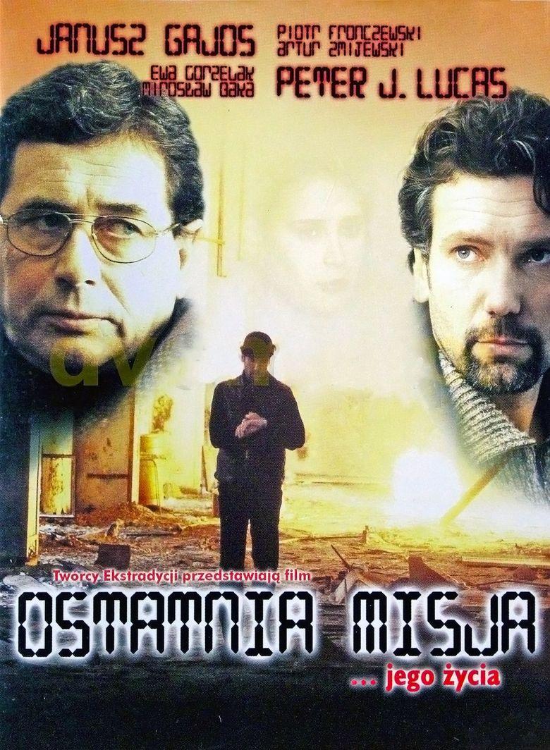 Last Mission Poster
